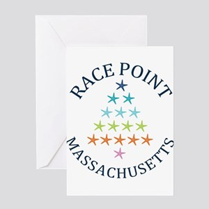 Summer Race Point- massachusetts Greeting Cards