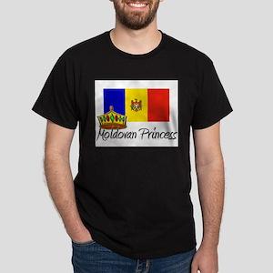Moldovan Princess Dark T-Shirt