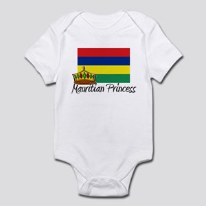Mauritian Princess Infant Bodysuit
