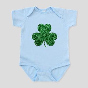 Shamrock, Green, Irish, St Patricks, Sha Body Suit