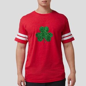 Shamrock, Green, Irish, St Patricks, Shamr T-Shirt