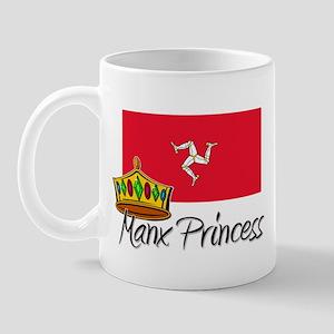 Manx Princess Mug