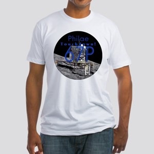 Philae Has Landed! Fitted T-Shirt