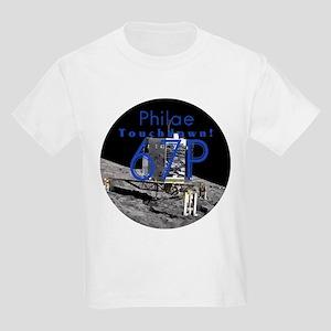 Philae Has Landed! Kids Light T-Shirt