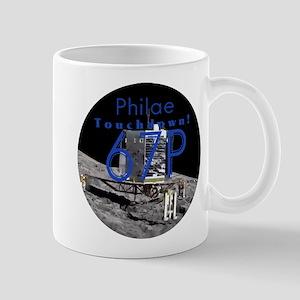 Philae Has Landed! 11 oz Ceramic Mug