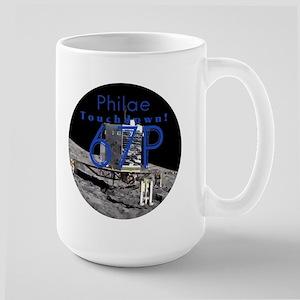 Philae Has Landed! 15 oz Ceramic Large Mug