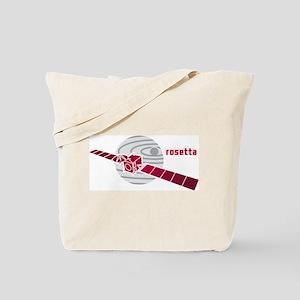 Rosetta Landing Team Tote Bag