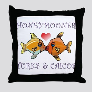 Turks & Caicos Throw Pillow