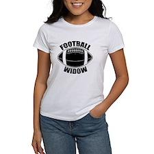 Football Widow Women's T-Shirt