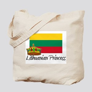Lithuanian Princess Tote Bag