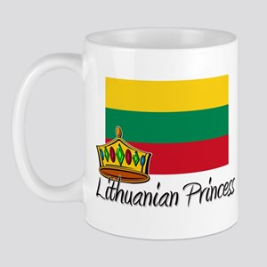 Lithuanian Princess Mug