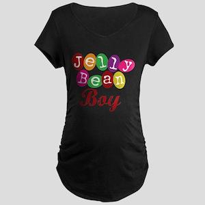 Jelly Bean Boy Maternity T-Shirt