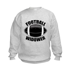 Football Widower Sweatshirt