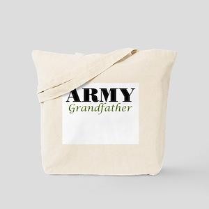 Army Grandfather Tote Bag