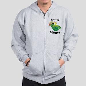 Retired Mayor Gift Sweatshirt