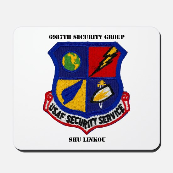 6987TH SECURITY GROUP Mousepad