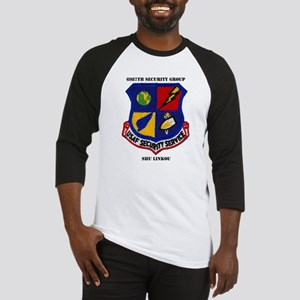 6987TH SECURITY GROUP Baseball Jersey