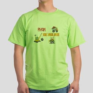 Ryan the Builder T-Shirt