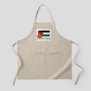 Jordanian Princess BBQ Apron