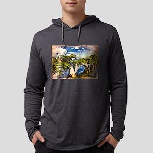 Nubble Lighthouse 2 Long Sleeve T-Shirt