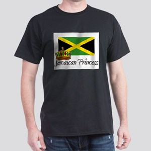 Jamaican Princess Dark T-Shirt