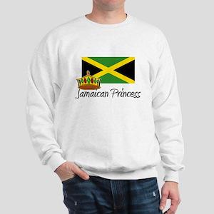 Jamaican Princess Sweatshirt