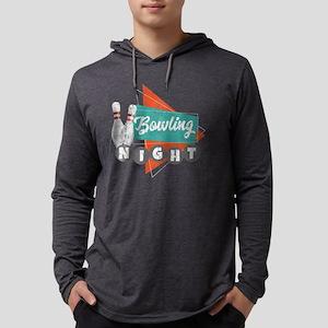 BOWLING NIGHT Long Sleeve T-Shirt
