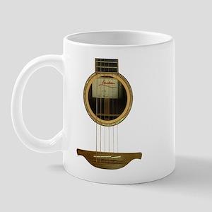 Irish Acoustic GuitarMug