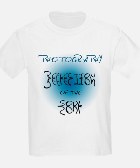 Photography Reflection of Soul T-Shirt