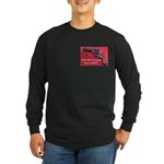 FREE MEN own guns Long Sleeve Dark T-Shirt