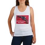 Free Men Own Guns Women's Tank Top