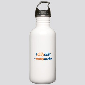 Buddy Martin Show #Dil Stainless Water Bottle 1.0L
