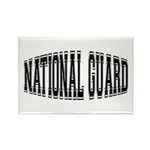 National Guard Rectangle Magnet (100 pack)