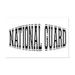 National Guard Mini Poster Print