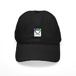 Healing Hug Black Cap