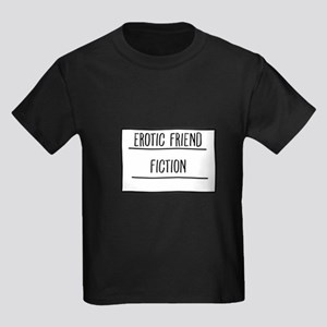 Erotic Friend Fiction For TV Lover T-Shirt