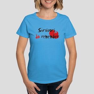 Genocide Survivor Women's Dark T-Shirt