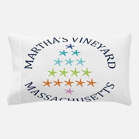 Summer Martha's Vineyard- Massachusett Pillow Case