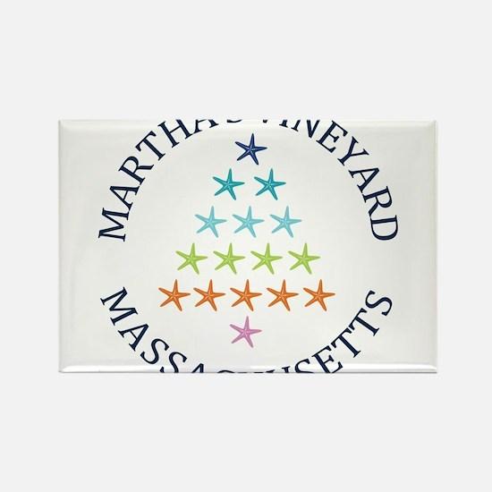 Summer Martha's Vineyard- Massachusetts Magnets
