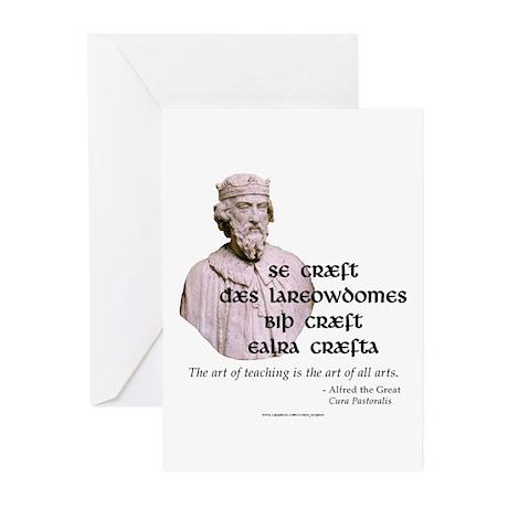 Art of Teaching Greeting Cards (Pk of 10)