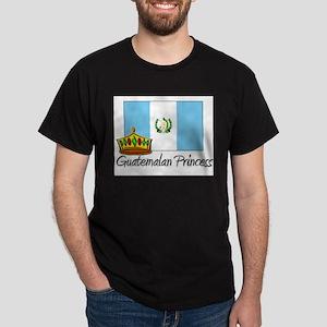 Guatemalan Princess Dark T-Shirt