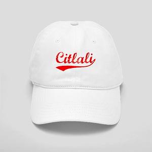 Vintage Citlali (Red) Cap
