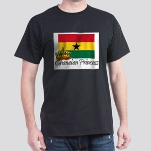 Ghanaian Princess Dark T-Shirt