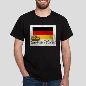 German Princess Dark T-Shirt