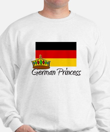 German Princess Sweatshirt
