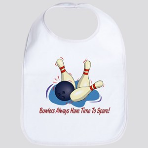Bowlers Always Have... Bib