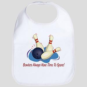 Bowlers Always Have... Bib