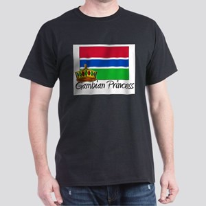 Gambian Princess Dark T-Shirt