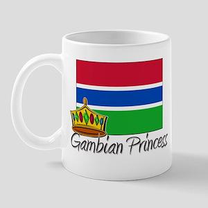 Gambian Princess Mug