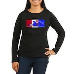 True Colours Women's Long Sleeve Dark T-Shirt